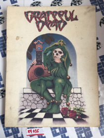 Grateful Dead Sheet Music Songbook, Ice Nine Publishing (1973) [84035]