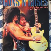 Guns N Roses: Lowlife in the Fast Lane Paperback Edition (1991) [86028]