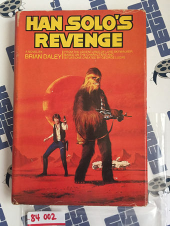 Han Solo's Revenge: From The Adventures of Luke Skywalker Paperback Edition (1980)