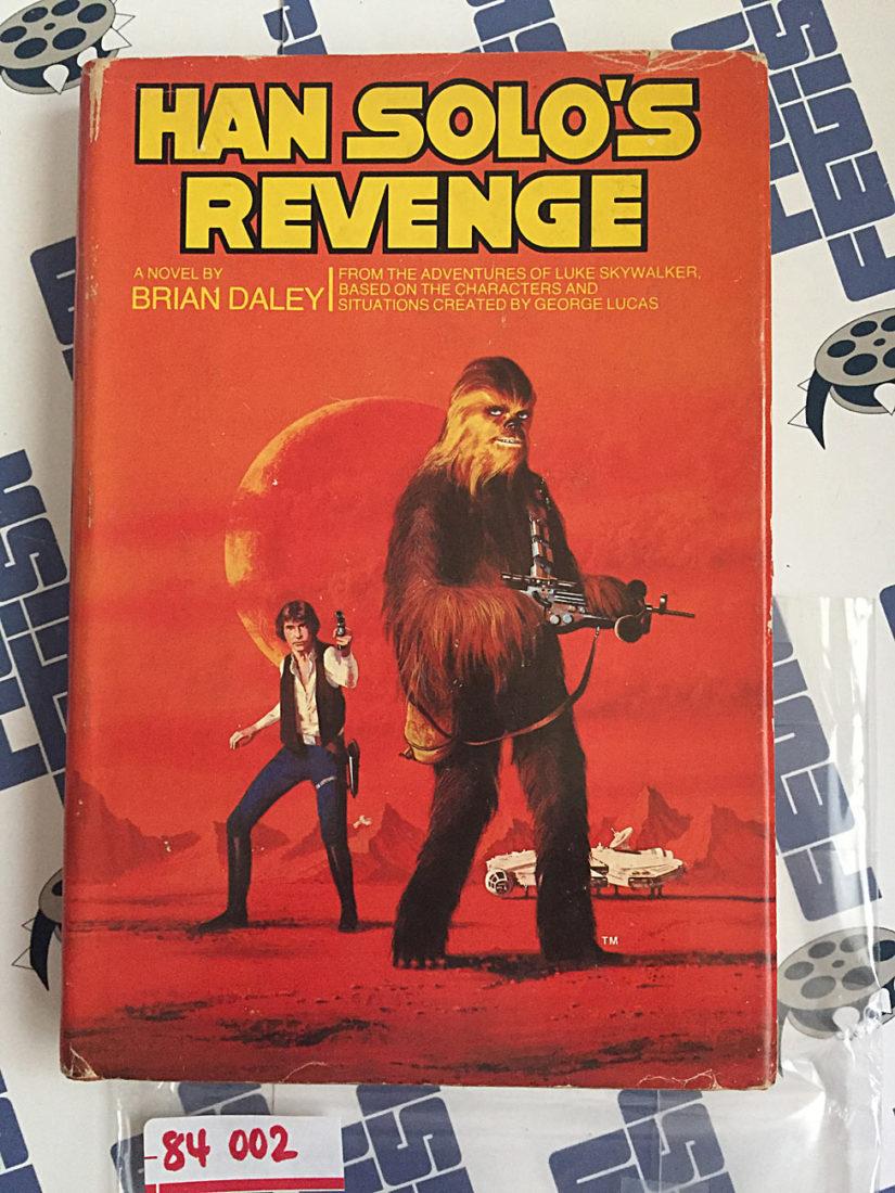 Han Solo's Revenge: From The Adventures of Luke Skywalker Paperback Edition (1980)