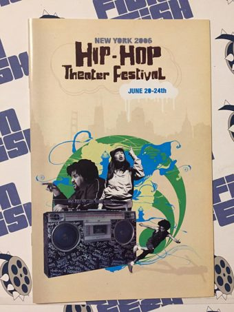 Hip Hop Theater Festival New York 2006 Official Program