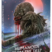 Humanoids From The Deep Limited Edition Blu-ray Steelbook