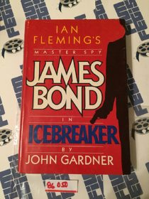 Ian Fleming's Master Spy James Bond in Icebreaker Paperback Edition (1985)