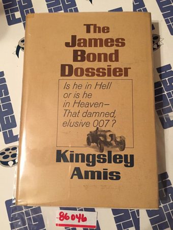 The James Bond Dossier Hardcover Edition (1965)