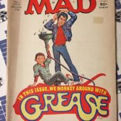 Mad Magazine (#205, March 1979) Grease Parody [86109]