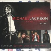Michael Jackson Platinum Edition Collector's Vault: A Tribute to the King of Pop (Aug 2009)