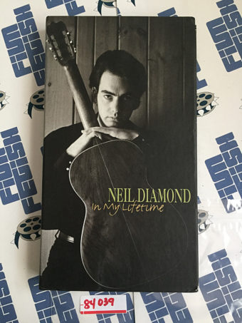 Neil Diamond In My Lifetime 3-CD Remastered Box Set