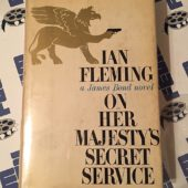 On Her Majesty's Secret Service Hardcover Edition