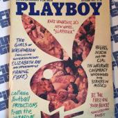 Playboy Magazine (September 1976) Kurt Vonnegut Jr, Watergate Conspiracy [86009]