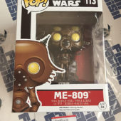 Funko POP Star Wars: Episode 7 – The Force Awakens ME-809 Vinyl Bobble-Head Action Figure #113 [POP03]