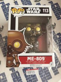 Funko POP Star Wars: Episode 7 – The Force Awakens ME-809 Vinyl Bobble-Head Action Figure #113 [POP03]