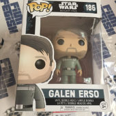 Funko POP Rogue One: A Star Wars Story Galen Erso Vinyl Bobble-Head #186 [POP5]