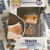 Funko POP Games Overwatch Tracer Vinyl Figure #92 [P10]