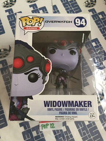 Funko POP Games Overwatch Widowmaker Vinyl Figure #94 [P12]