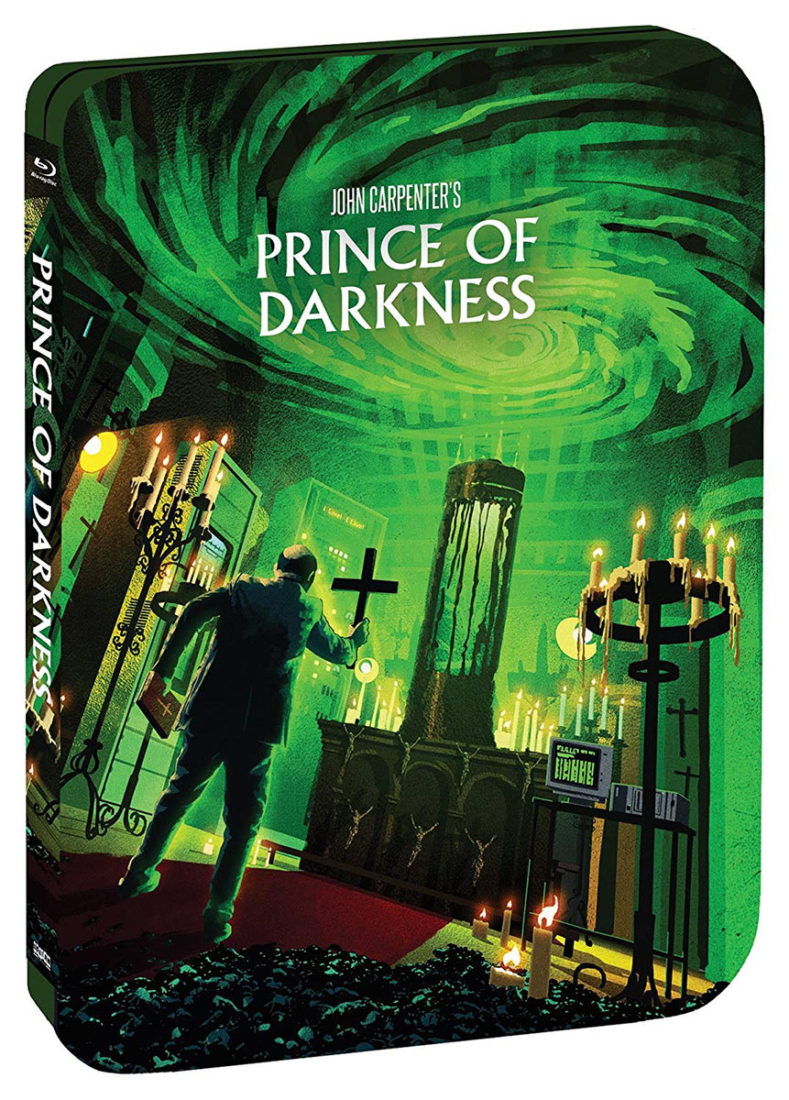 Prince of Darkness Limited Steelbook Edition Blu-ray