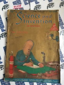Science and Invention Magazine (Volume 13, Number 3, July 1925) The Isolator [84049]