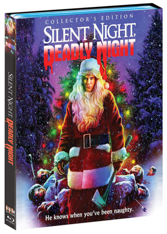 Silent Night, Deadly Night Collector's 2-Disc Blu-ray Edition