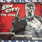 NECA Frank Miller Sin City The Board Game
