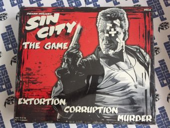 NECA Frank Miller Sin City The Board Game