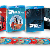 Space: 1999 – The Complete Series plus Limited Edition Spaceship Snow Globe
