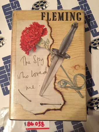 The Spy Who Loved Me by Ian Fleming Hardcover Edition [86038]