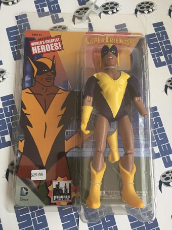 Super Friends Retro 8 Inch Action Figure Series Two: Black Vulcan