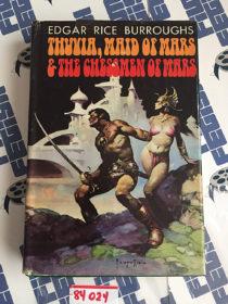Thuvia Maid of Mars & The Chessmen of Mars by Edgar Rice Burroughs Hardcover (1972) Frank Frazetta Cover Art