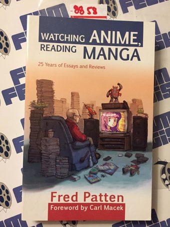 Watching Anime Reading Manga