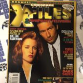Cinescape Presents: The X-Files & Conspiracy Television Special Collector's Issue