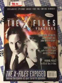 Cinescape Presents: The X-Files Yearbook Special Collector's Issue [8810]