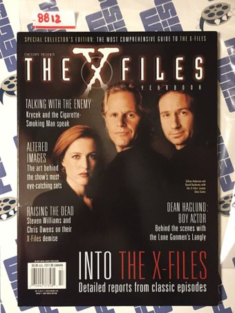Cinescape Presents: The X-Files Yearbook Special Collector's Issue [8812]