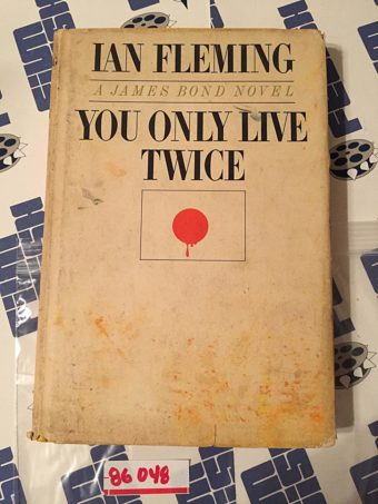 You Only Live Twice A James Bond Novel by Ian Fleming (1964)