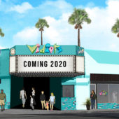 1980's video store Vidiots to relaunch with screening and entertainment center attached