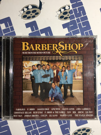 Barbershop: Music from the Motion Picture Soundtrack CD (2002)