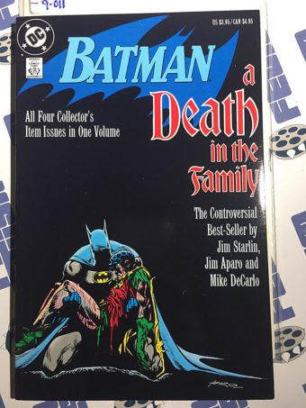 Batman: A Death in the Family TPB Collects #426 to #429 (1988)