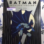 Batman Archives Volume 1 Bob Kane Hardcover (Archive Editions, Nov. 1997) [9013]