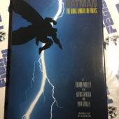 Batman: The Dark Knight Returns Hardcover Trade First Edition (1986)