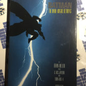 Batman: The Dark Knight Returns Hardcover Trade First Edition (1986)