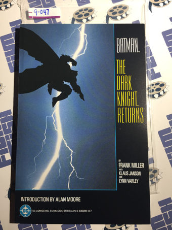 Batman: The Dark Knight Returns Trade Edition (1986) [9047]