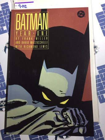 Batman: Year One Paperback Edition (1988)