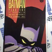 Batman: Year One Paperback Edition (1988)