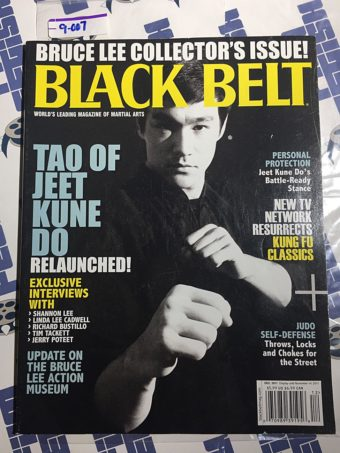 Black Belt Magazine Bruce Lee Collector's Issue (December 2011) [9007]