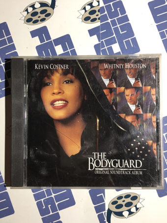 The Bodyguard Original Soundtrack Album CD (1992)
