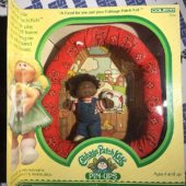 Coleco Cabbage Patch Kids CPK Pin-Ups Boy Doll 3934 Brenton Rudy