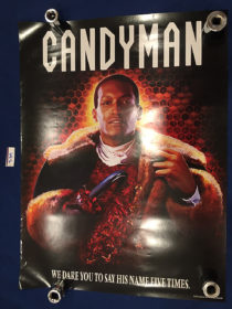 Candyman 18 x 24 inch Promotional Poster – Version B (2018)