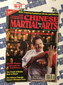Inside Kung Fu Magazine The Mystical World of Martial Arts Part 2 (June 1991) Dr. John P. Painter