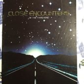 Close Encounters of the Third Kind Original Press Booklet (1977)
