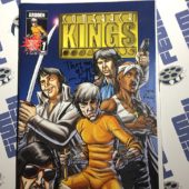 Comeback Kings Comic Book Signed by Creators Matt Sullivan and Gabe Guarente (April 2011)