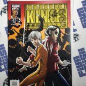 Comeback Kings Comic Book Signed by Creators Matt Sullivan and Gabe Guarente (April 2011)