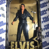 1968 Special Elvis Presley 12 Inch Figure In Black Leather